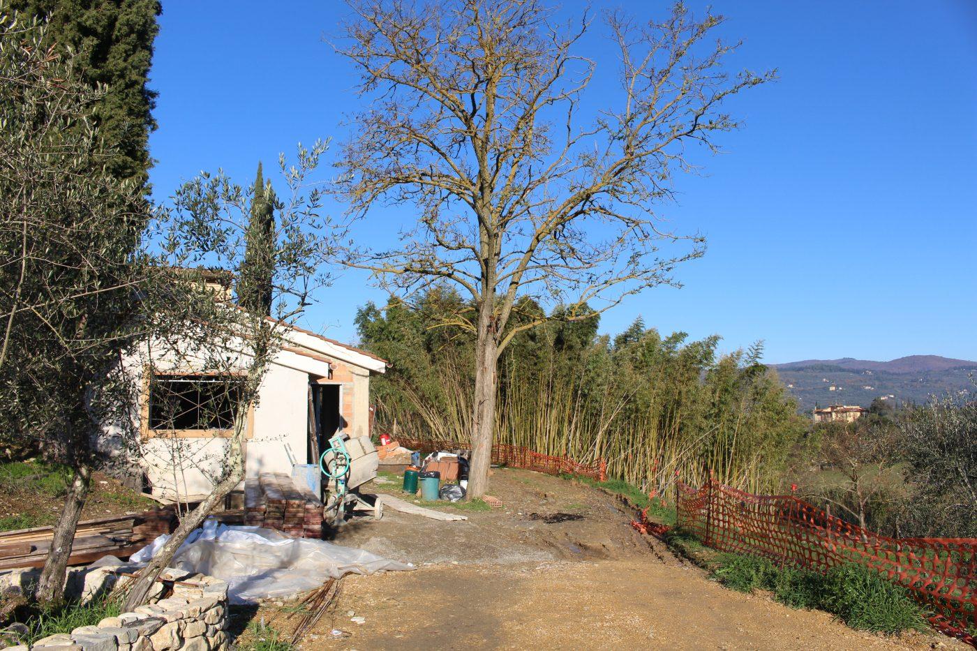 Ristrutturazione casa denominata ovile a bagno a ripoli travelli srl - Lavori di ristrutturazione casa ...